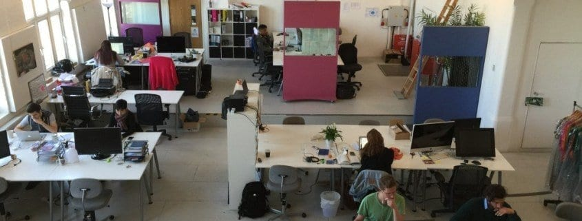outstanding coworking spaces