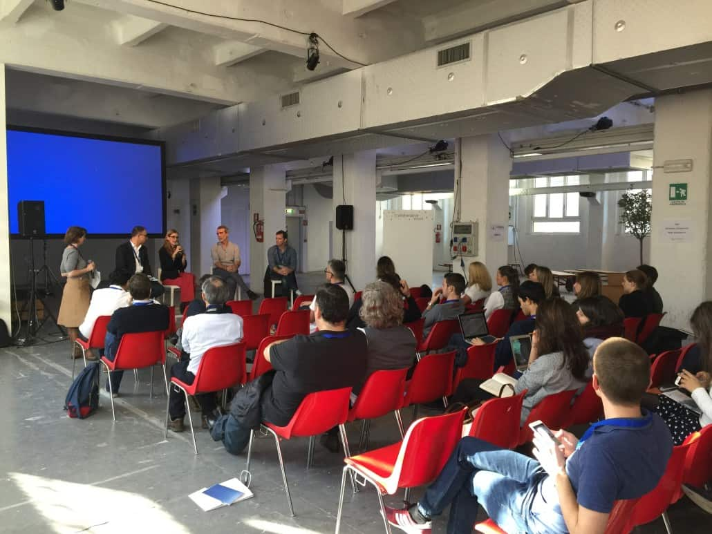 Coworking Europe 2015 highlights