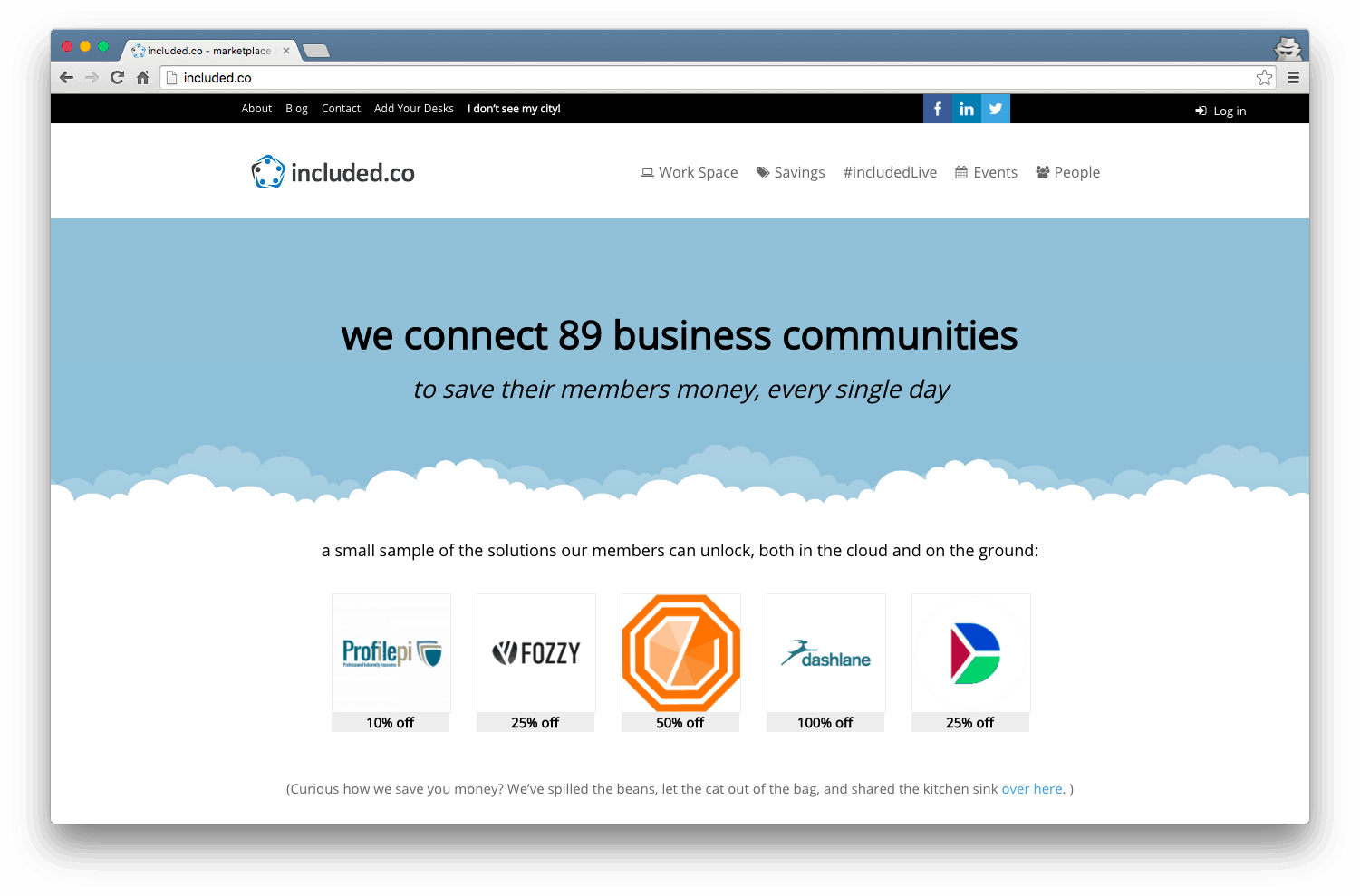 Included.co Integration