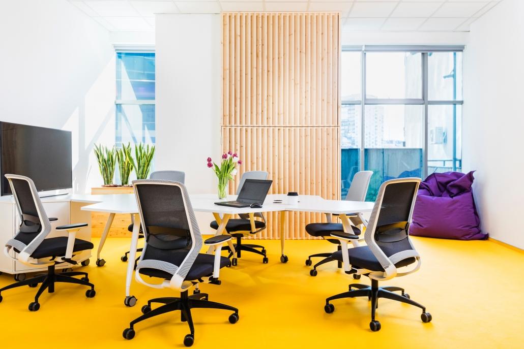 formal meeting rooms
