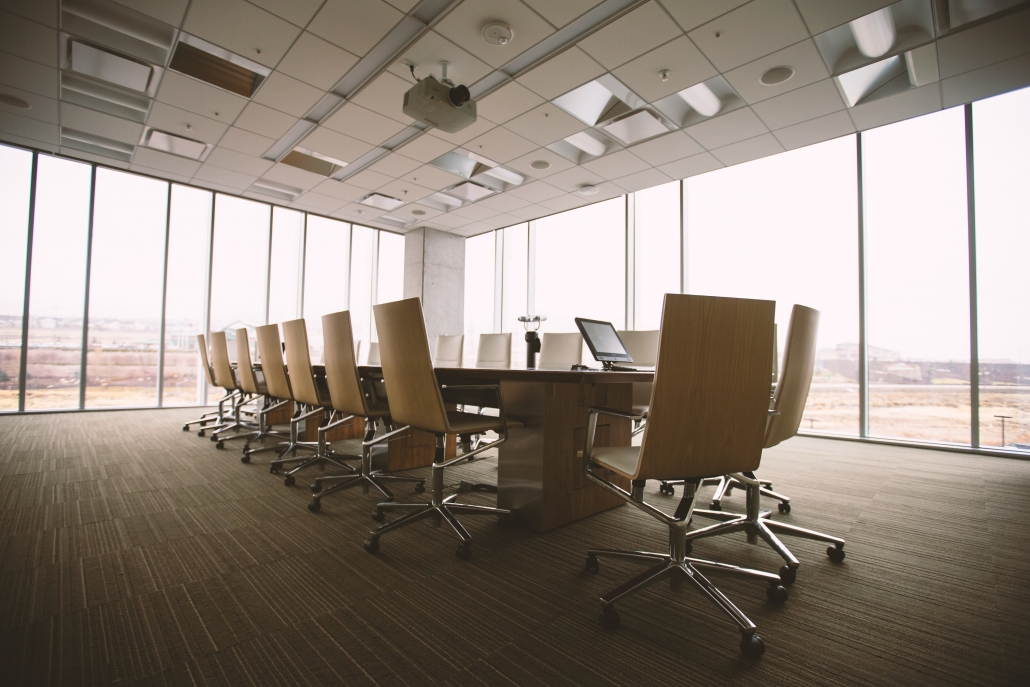boardrooms coworking spaces