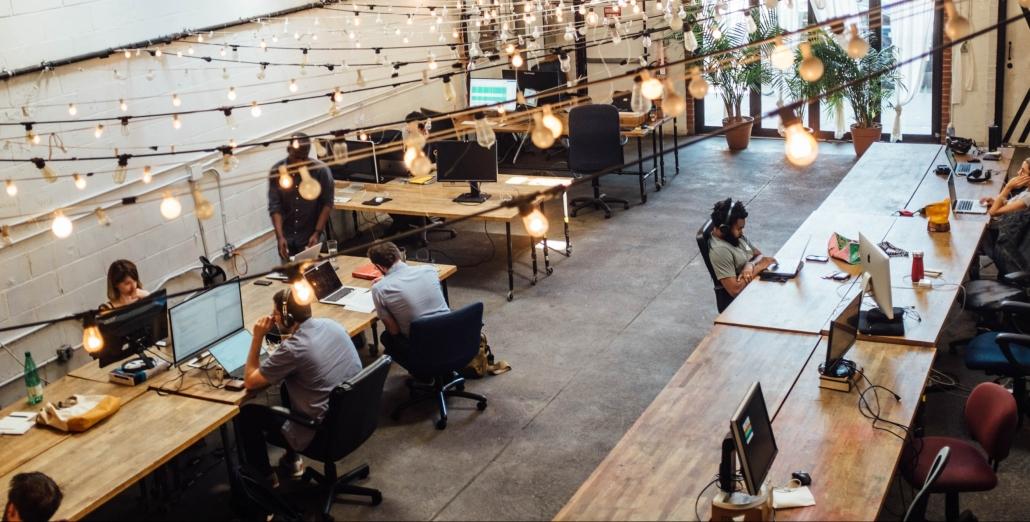 coworking audience meeting rooms