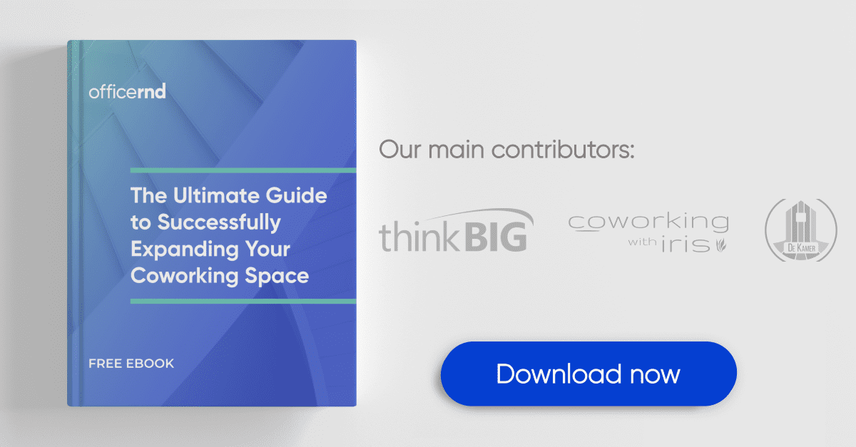 ebook expanding your coworking space