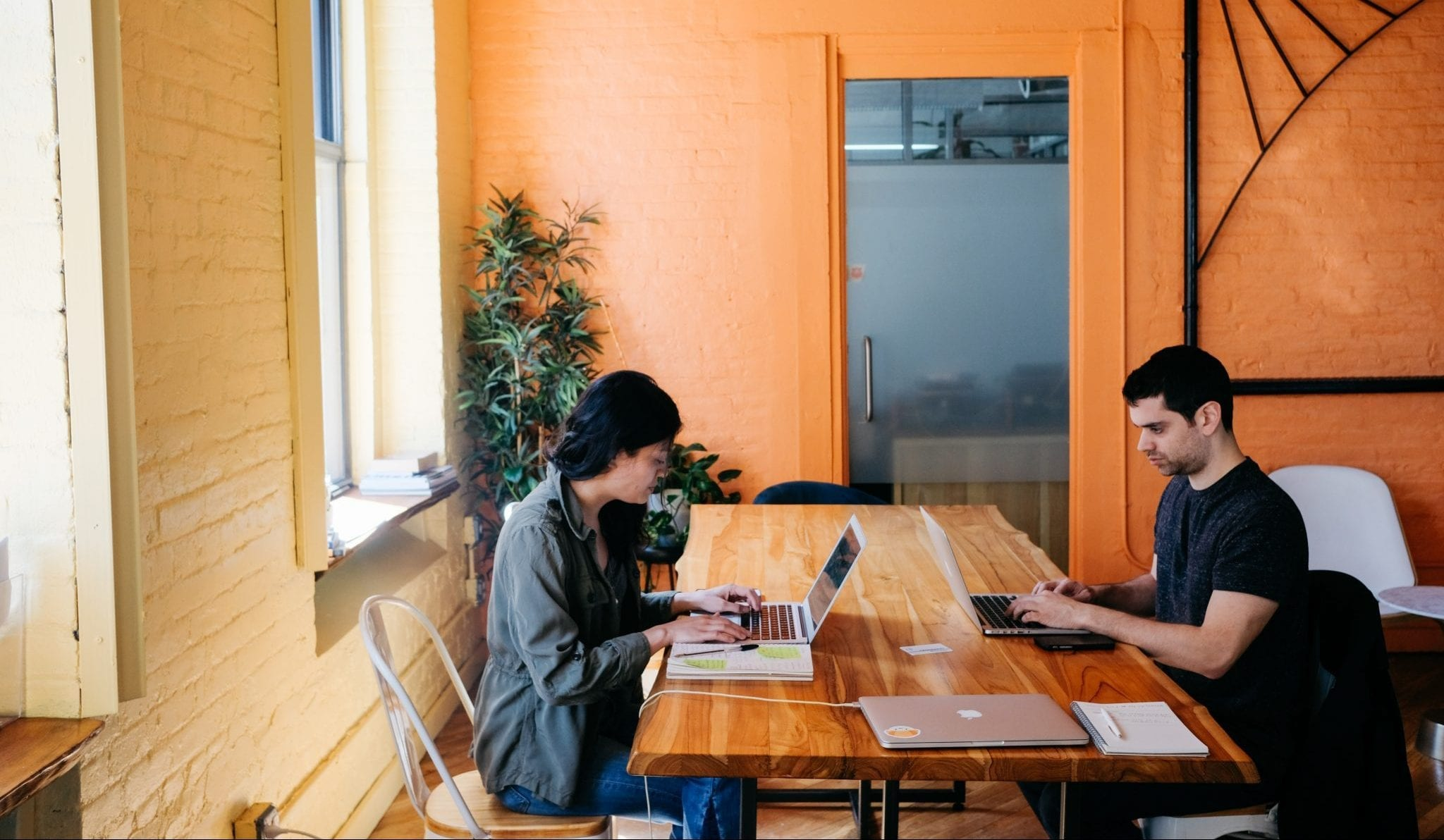 second coworking space