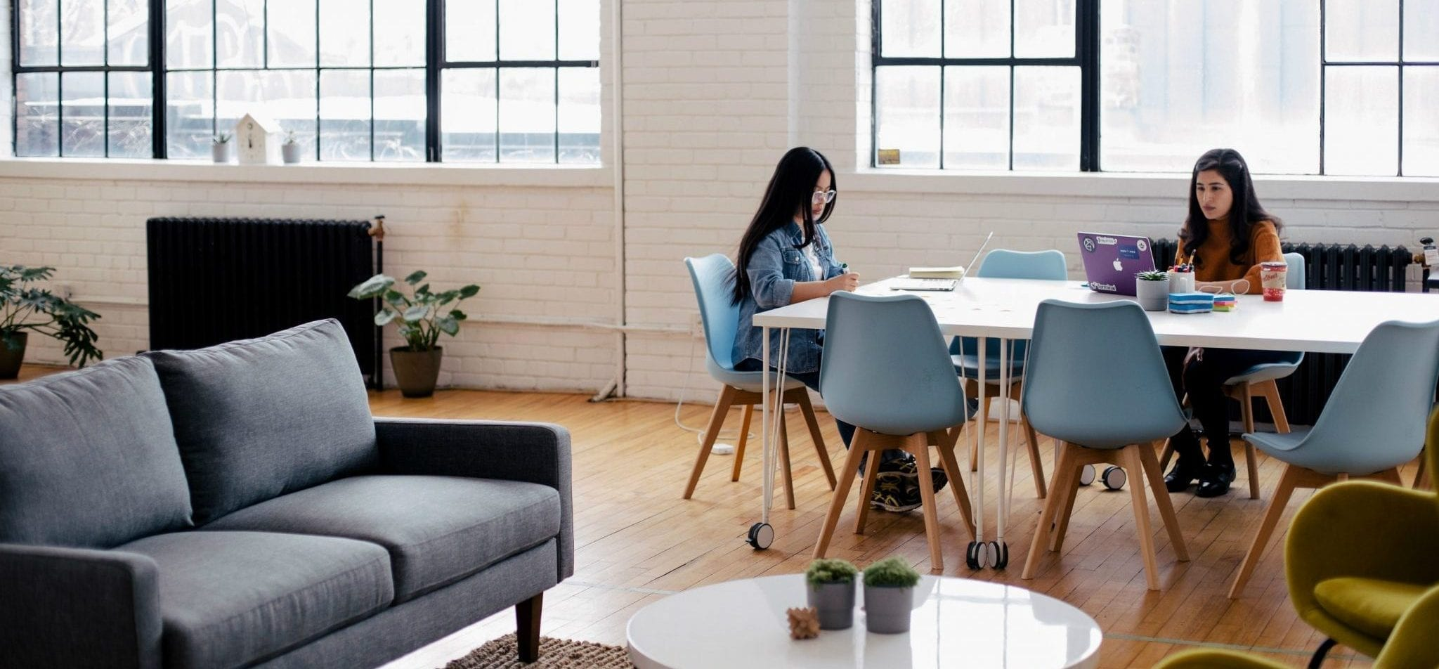 flexible workspace human centred