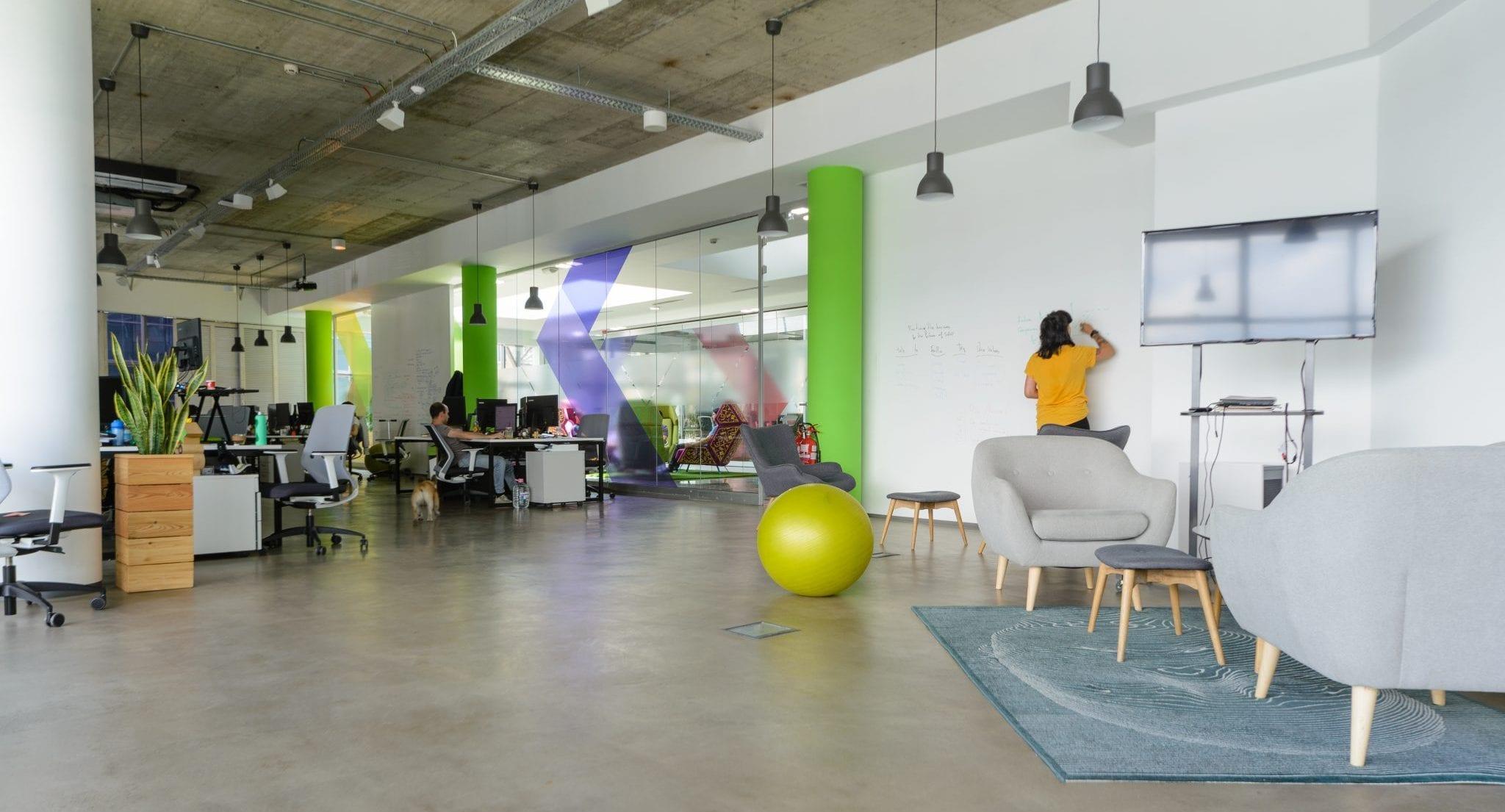 coworking meeting rooms