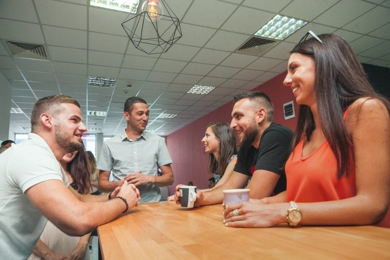 how-to organize coworking events